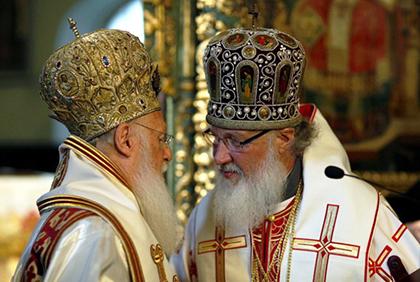 Константинополь против Москвы: что стоит за угрозой нового православного раскола