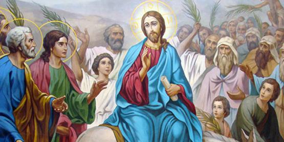 Вход в Иерусалим: как готовилась расправа над Христом