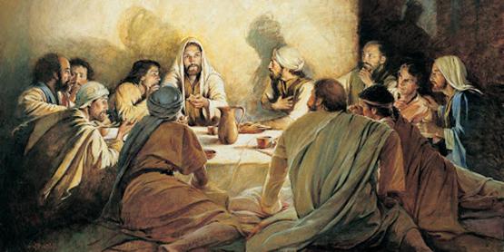 Как Христос учил апостолов основам анализа