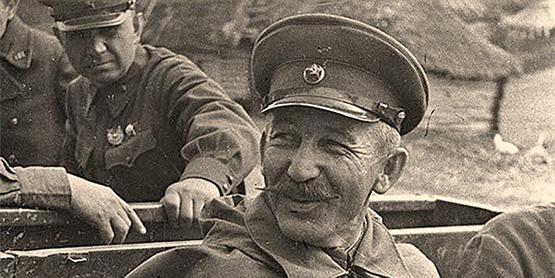 Комкор Белов и танковый бог Вермахта Гейнц Гудериан