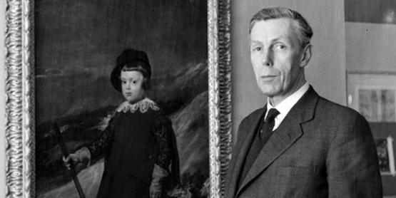 Пятёрка из Кембриджа. Энтони Блант – куратор королевской галереи и советский разведчик