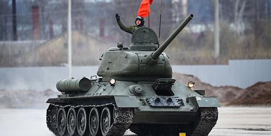 В начале войны экипажам Т-34 требовалось особенное мужество