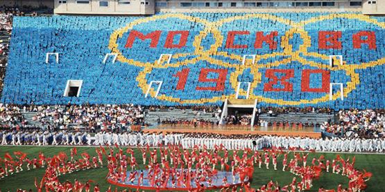 Связанные одной целью. Творцы победы СССР на Олимпиаде-80