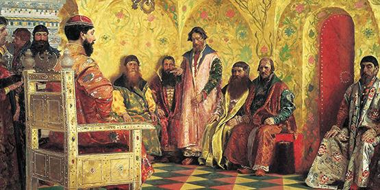 Как юный Романов смог успокоить Россию