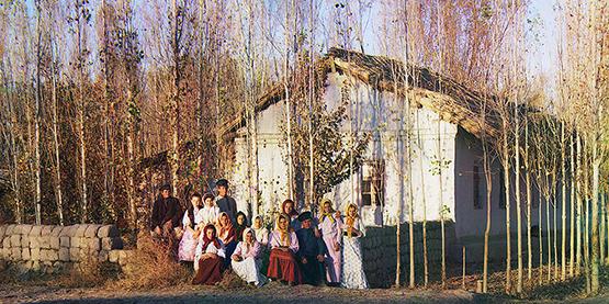 Первые русские в Таджикистане. Книга об истории большой миграции