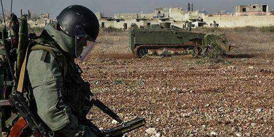 Россия совершает прорыв в производстве роботов для армии