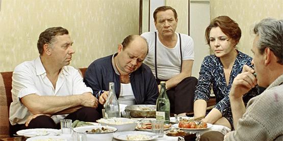 Одна на всех... 50 лет фильмам «Белорусский вокзал» и «Случай с Полыниным»