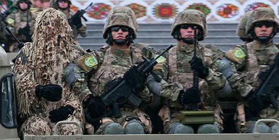 Туркменистан перебросил армию на границу с Афганистаном