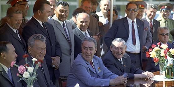 «Свои» и «чужие» во властных коридорах Казахской ССР: кого было больше?