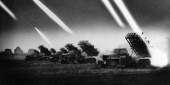 Легендарная «Катюша». 80 лет назад был впервые применён в бою реактивный гвардейский миномёт