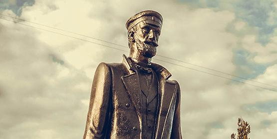 Пётр Горлов - отец русского Донбасса