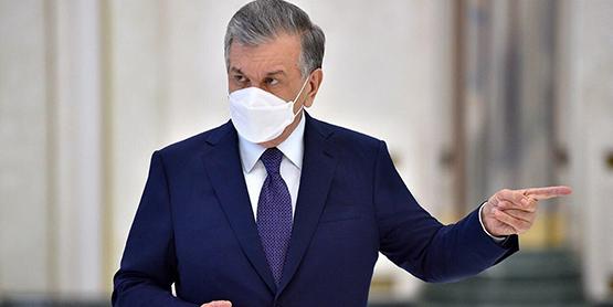 Шавкат Мирзиёев идет на второй президентский срок