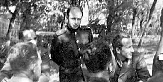 Как русский разведчик сына Черчилля спас. Но наши союзники об этом забыли