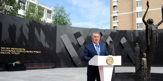 Как и зачем Нурсултан Назарбаев развивал идею «голодомора» в Казахстане